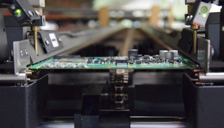 Reflow soldering