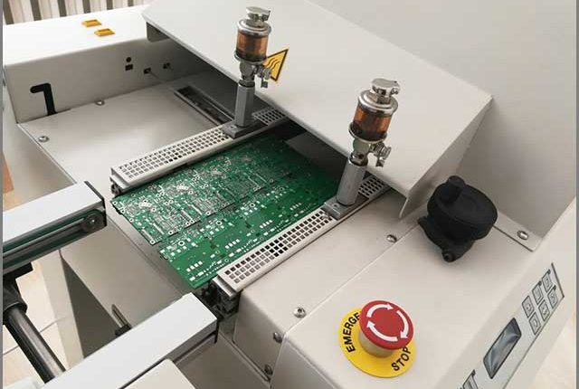 Wave soldering1