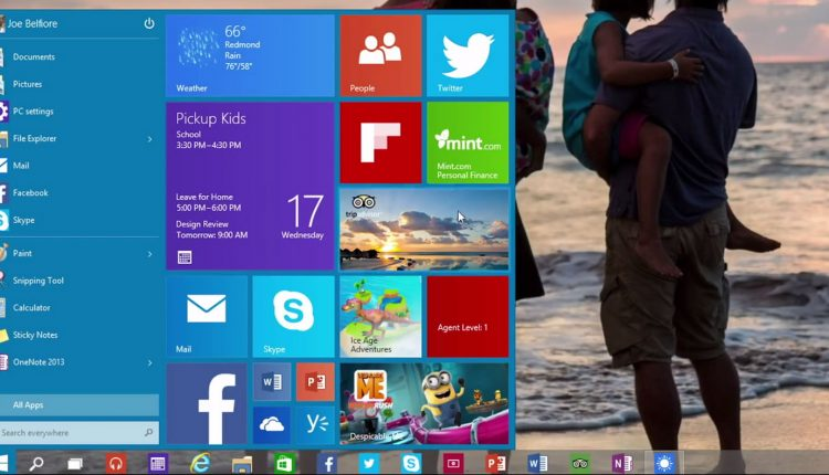 Windows 10 Operating System1