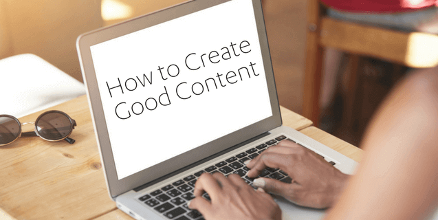 Content And How Do We Create It