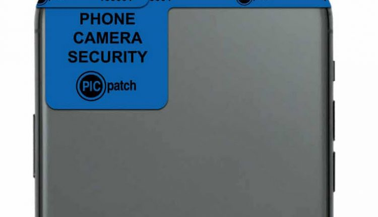 Phone Camera Security Labels – PICpatch