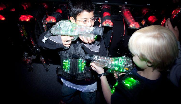 Laser Tag Singapore01