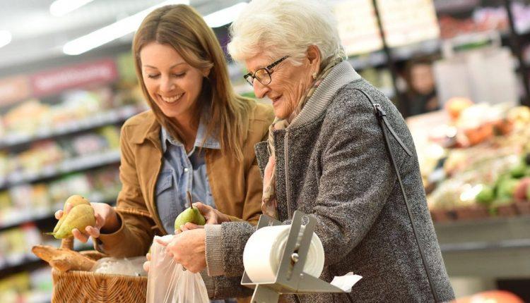 Helps Senior Citizens